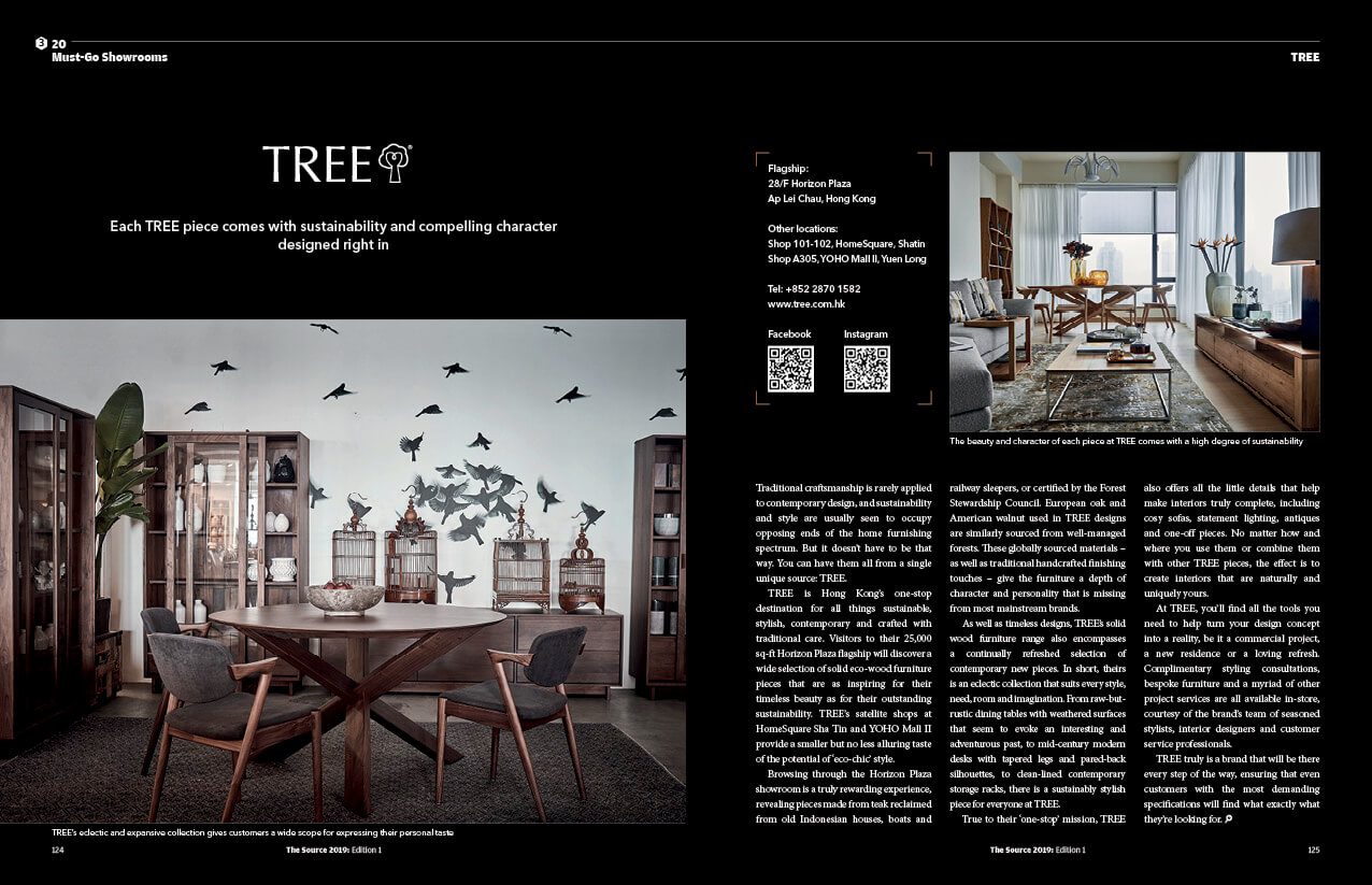 THE SOURCE homepage must go showroom tree - Home