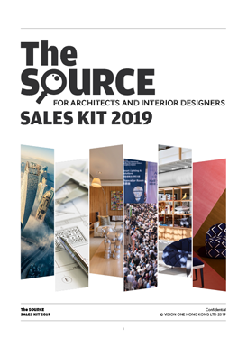 THE SOURCE sales kit sample issue cover 2019 - Media Kit