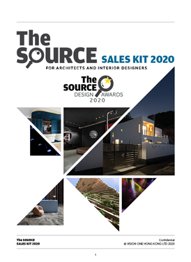 THE SOURCE sales kit sample issue cover 2020 - Media Kit