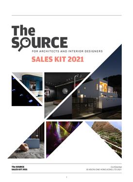 THE SOURCE sales kit cover 2021 - Media Kit