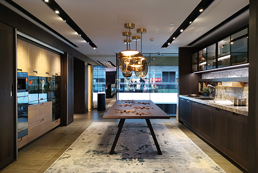 THE SOURCE vote showroom arclinea & officino gullo index - MUST-GO SHOWROOMS