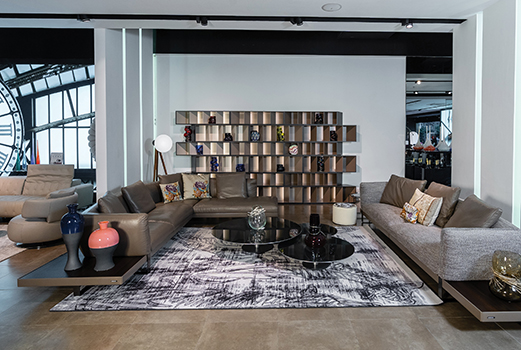 THE SOURCE vote showroom roche bobois index - MUST-GO SHOWROOMS
