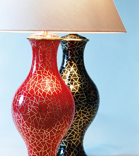 THE SOURCE vote heroproduct altfield cloisonne lamp collection cover - HERO PRODUCTS