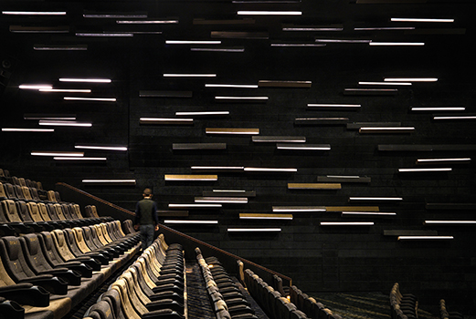 THE SOURCE vote architecture Guangzhou Jinyi Cinemas index - ARCHITECTURE