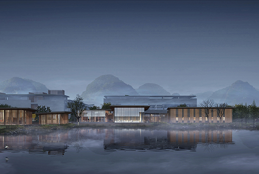 THE SOURCE vote architecture Guilin Integral index - ARCHITECTURE