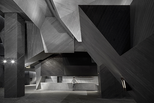 THE SOURCE vote architecture Wuhan Panlong Plaza Yinxing Cinema index - ARCHITECTURE